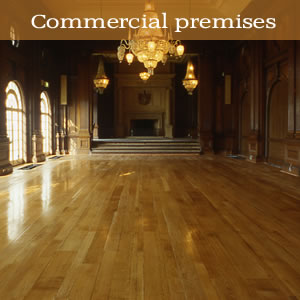 Commercial Premises portfolio
